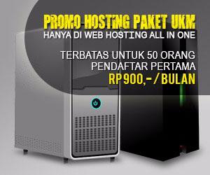 Promo hosting um