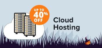 Promo Cloud Hosting