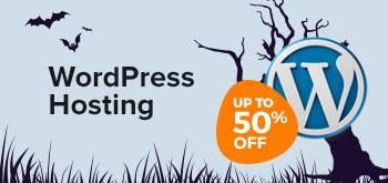 Promo Wordpress Hosting