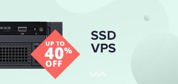 Promo VPS SSD