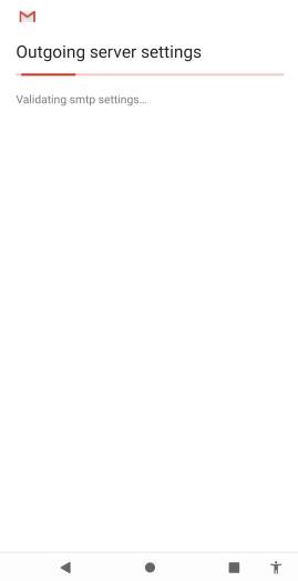 Validasi email di hp